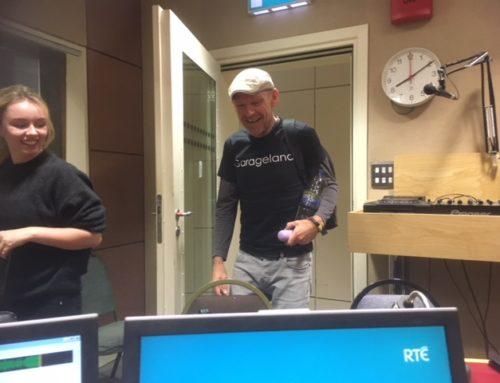 Garageland Radio Show on RTE 2XM Monday 5th Nov