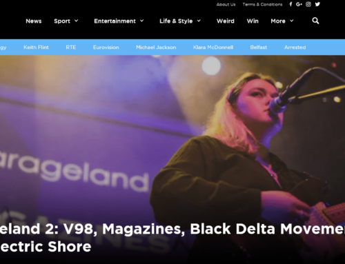 Garageland TV Episode 2 Out Now – Electric Shore / Magazines / V98 / Black Delta Movement
